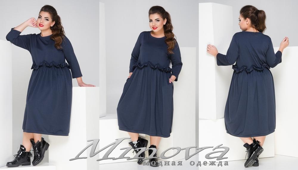 Платье №5066.20 (серый) (sale)