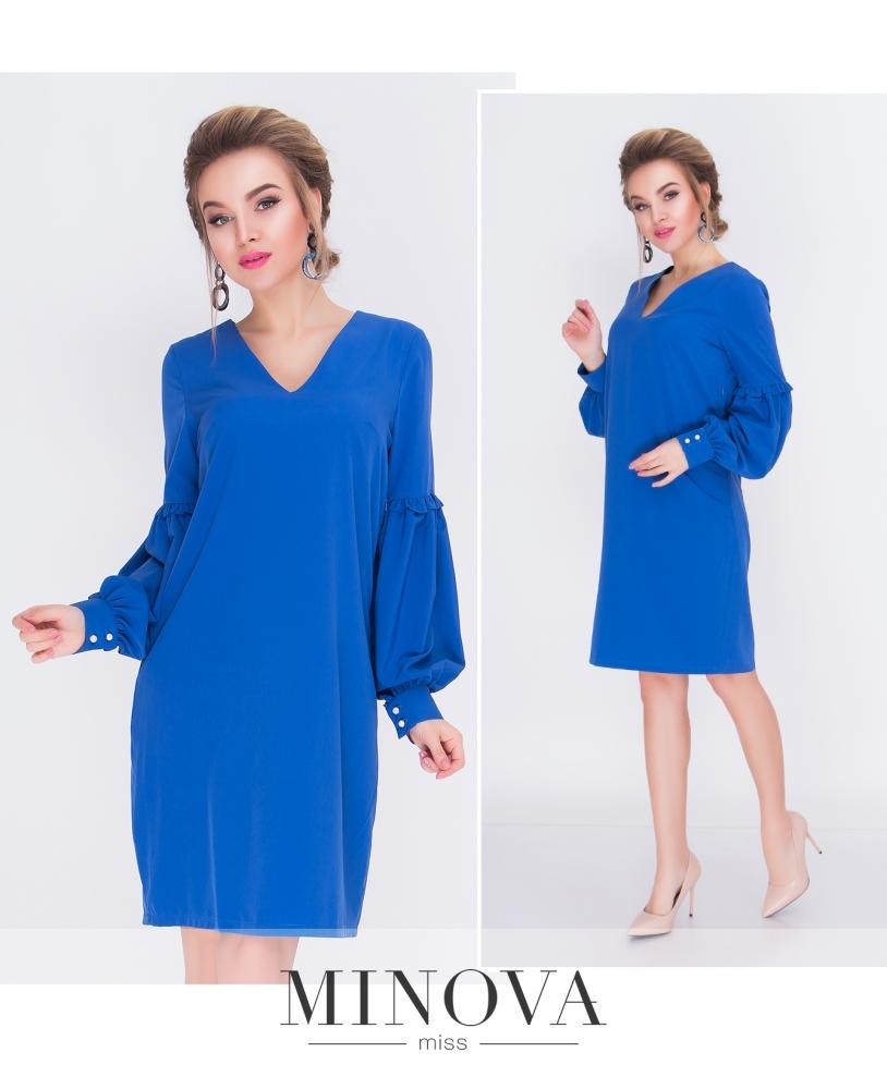 Платье №213-электрик_minova_1