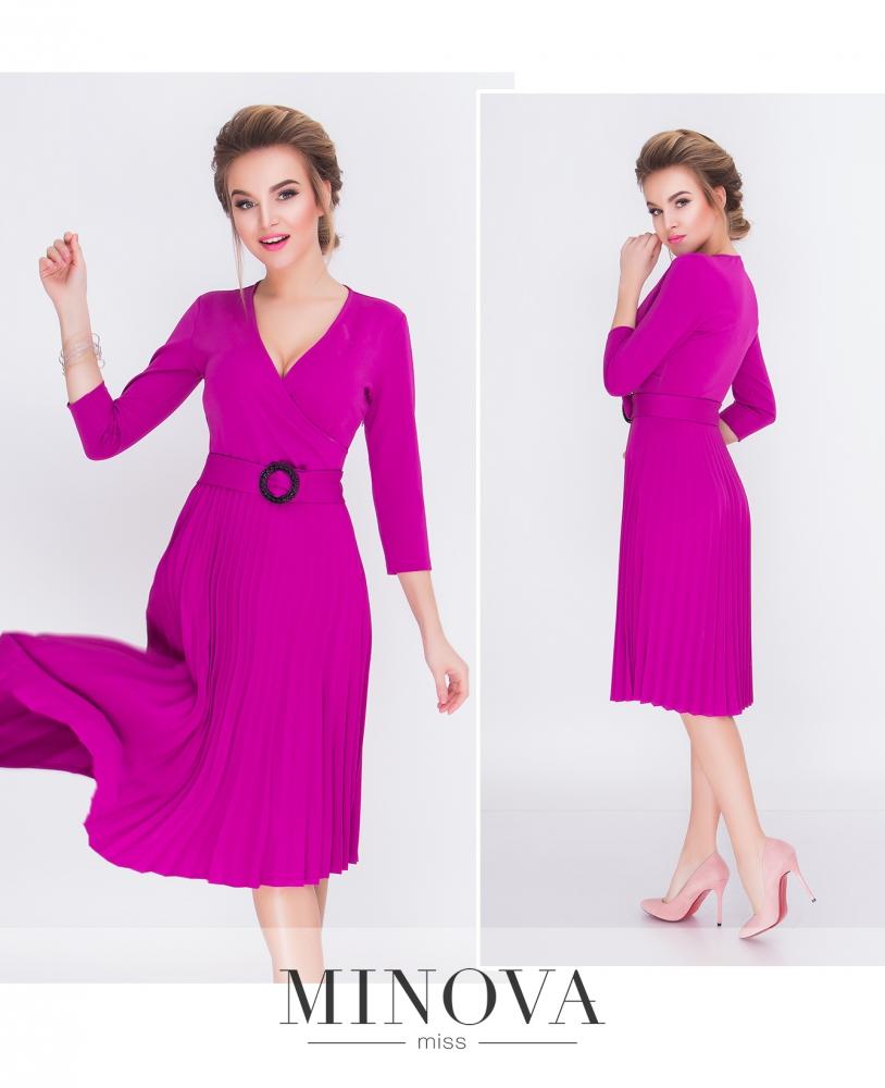 Платье №214-марсала (sale)