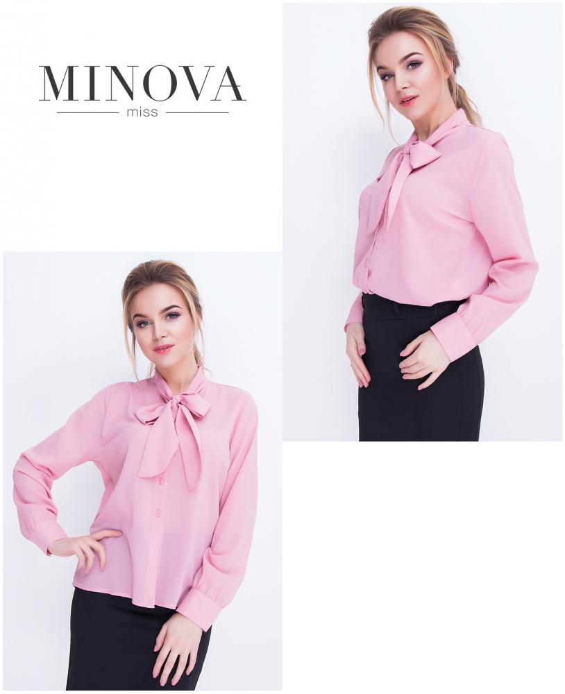 Блуза №3057.12-розовый