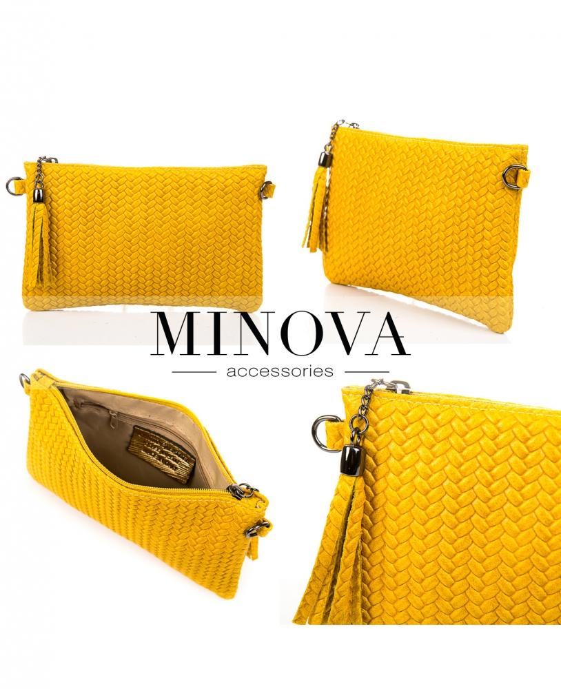 Сумка №465.16-001-008-желтый