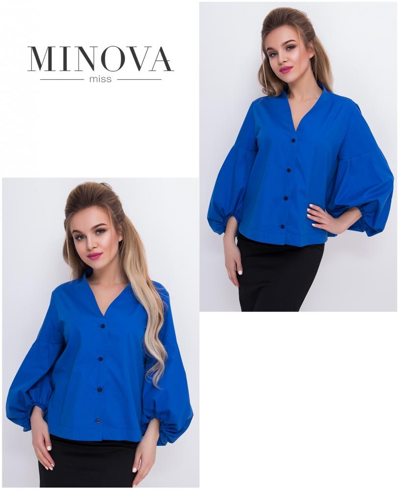 Блуза №3060.14-электрик