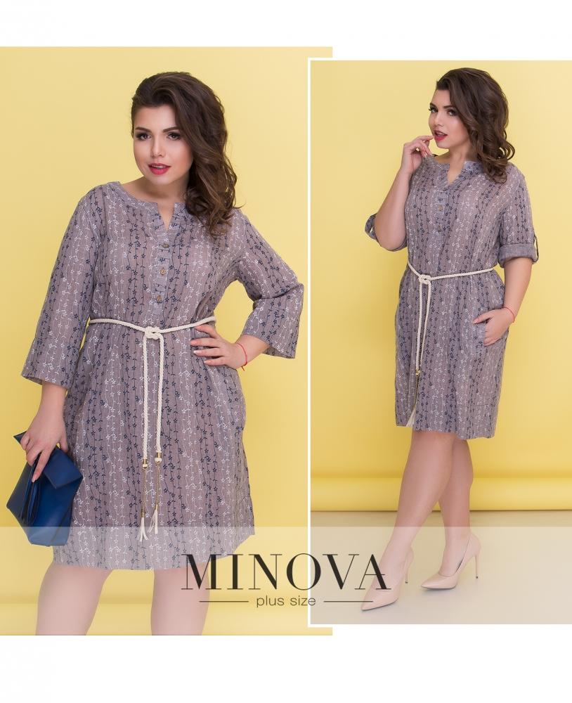 Платье №18-17-беж (sale)