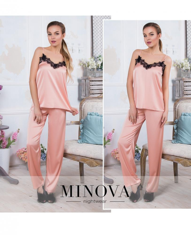 Пижама №930-персик