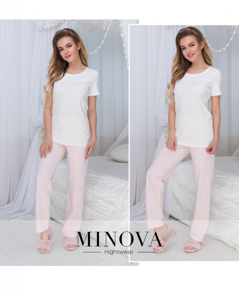Пижама №926-розовый