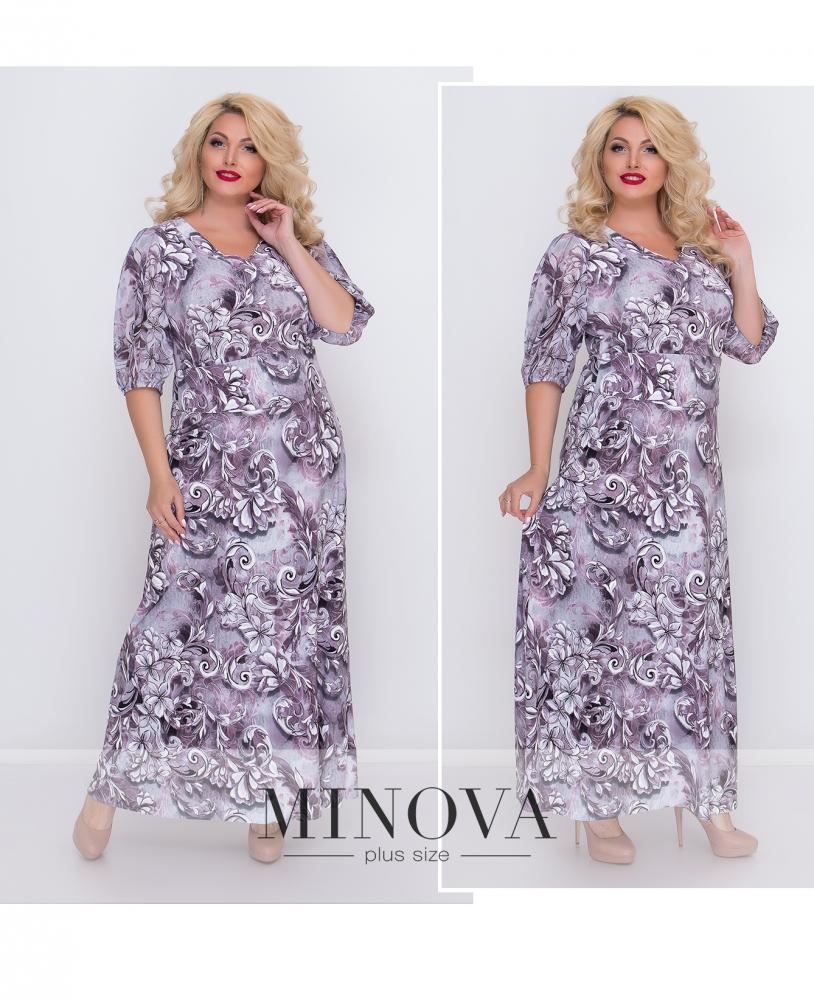 Платье №18-08-фреза (sale)