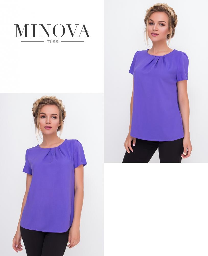 Блуза №3069.10Н-фиолет