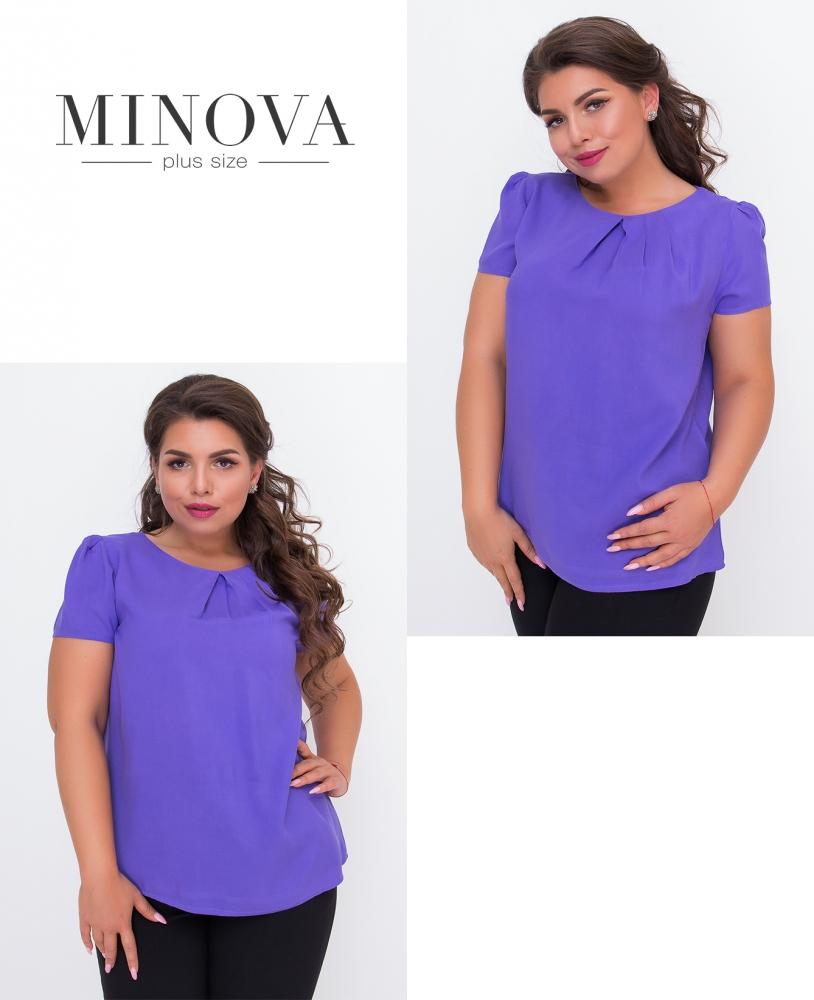 Блуза №3069.10-фиолет