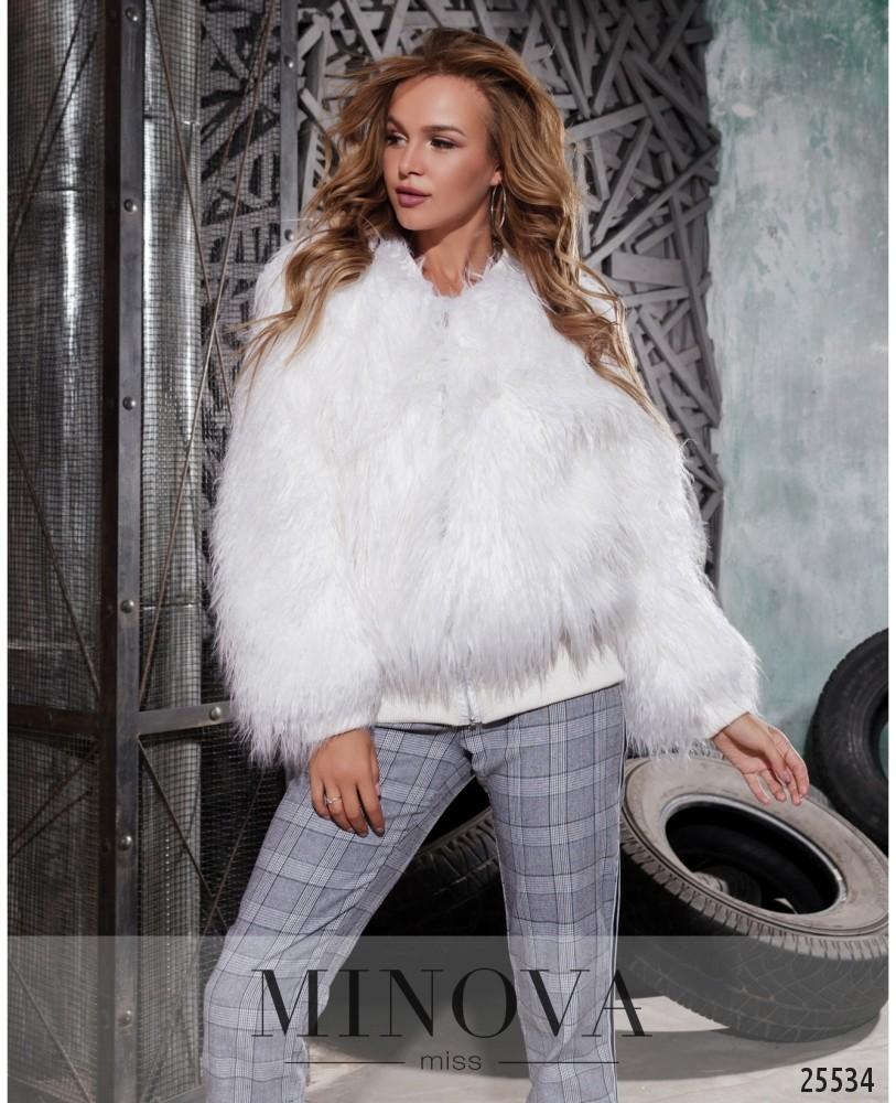 Куртка №1036.51-молочный