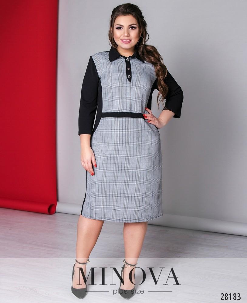 Платье №17-109-черный