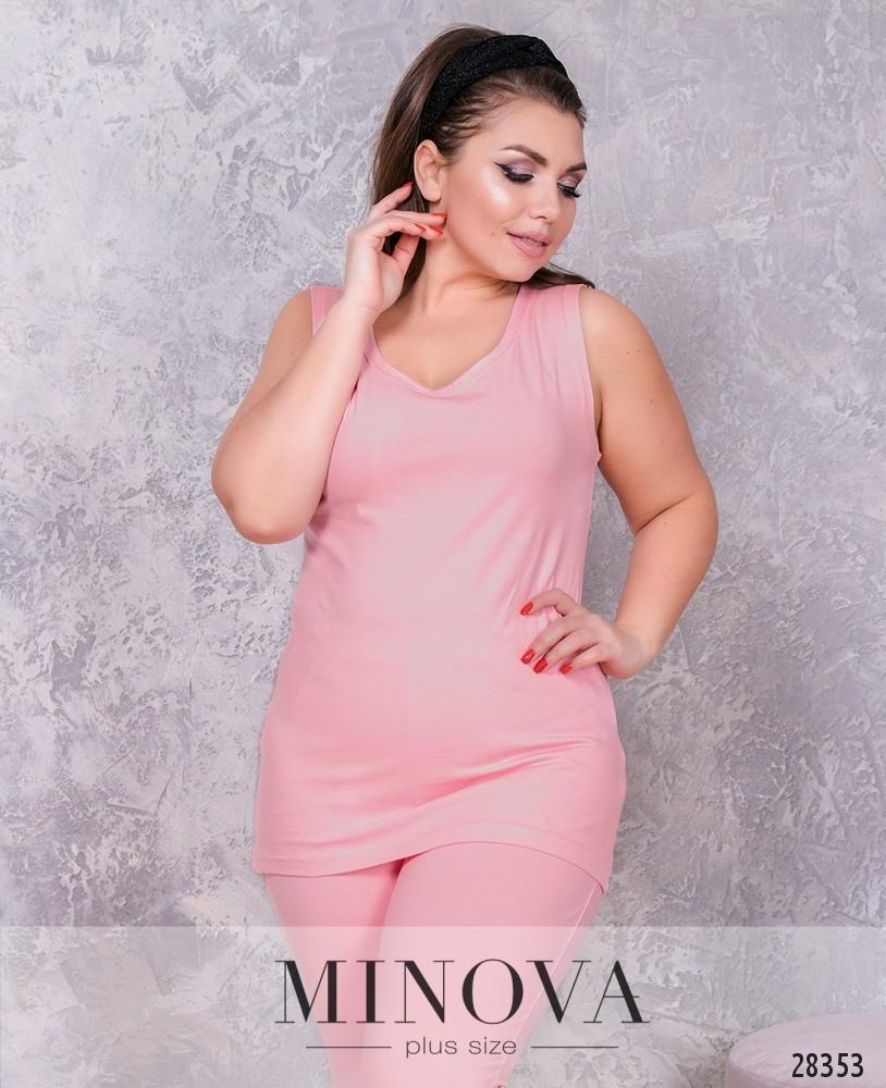 Пижама №846-розовый