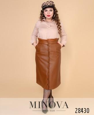 d38ef04e91d Женские юбки большого размера оптом и в розницу от производителя ...