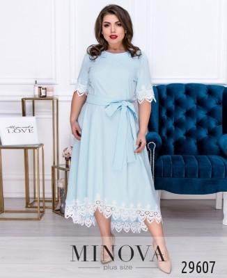 Женские платья большого размера оптом и в розницу от производителя ... 4715d44582d5b