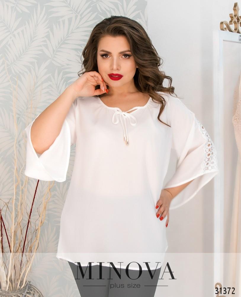Блуза №06-белый