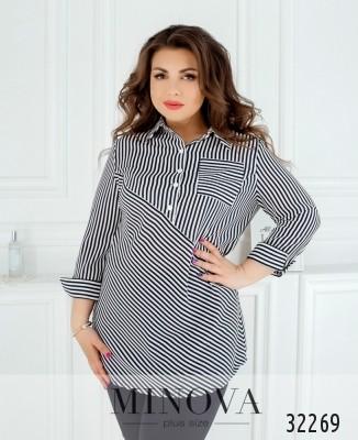 699e510199e Женские рубашки и блузы большого размера оптом и в розницу от ...