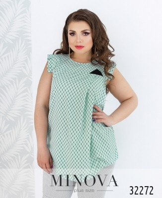 dd936c12474 Женские рубашки и блузы большого размера оптом и в розницу от ...