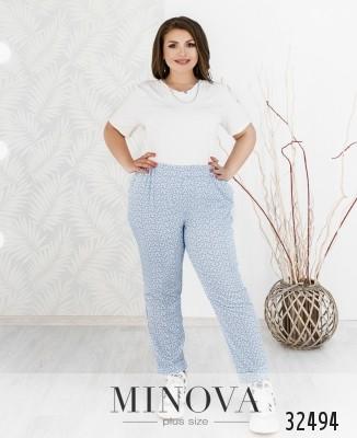 d56d81d47ebb Женские брюки и лосины большого размера оптом и в розницу от ...