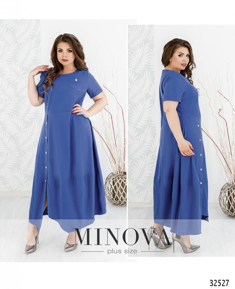 Платье №8-158-деним