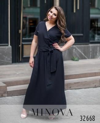 63f523bd3fe Женские платья большого размера оптом и в розницу от производителя ...