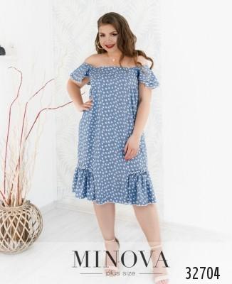 d52a629398d Женские платья большого размера оптом и в розницу от производителя ...