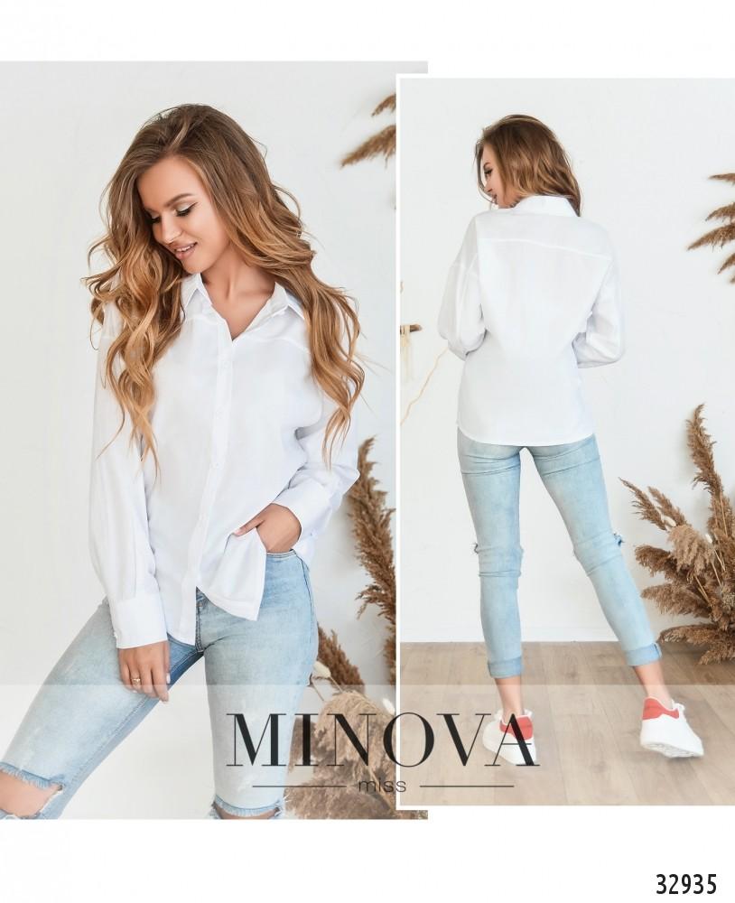 Рубашка №3091.16-белый