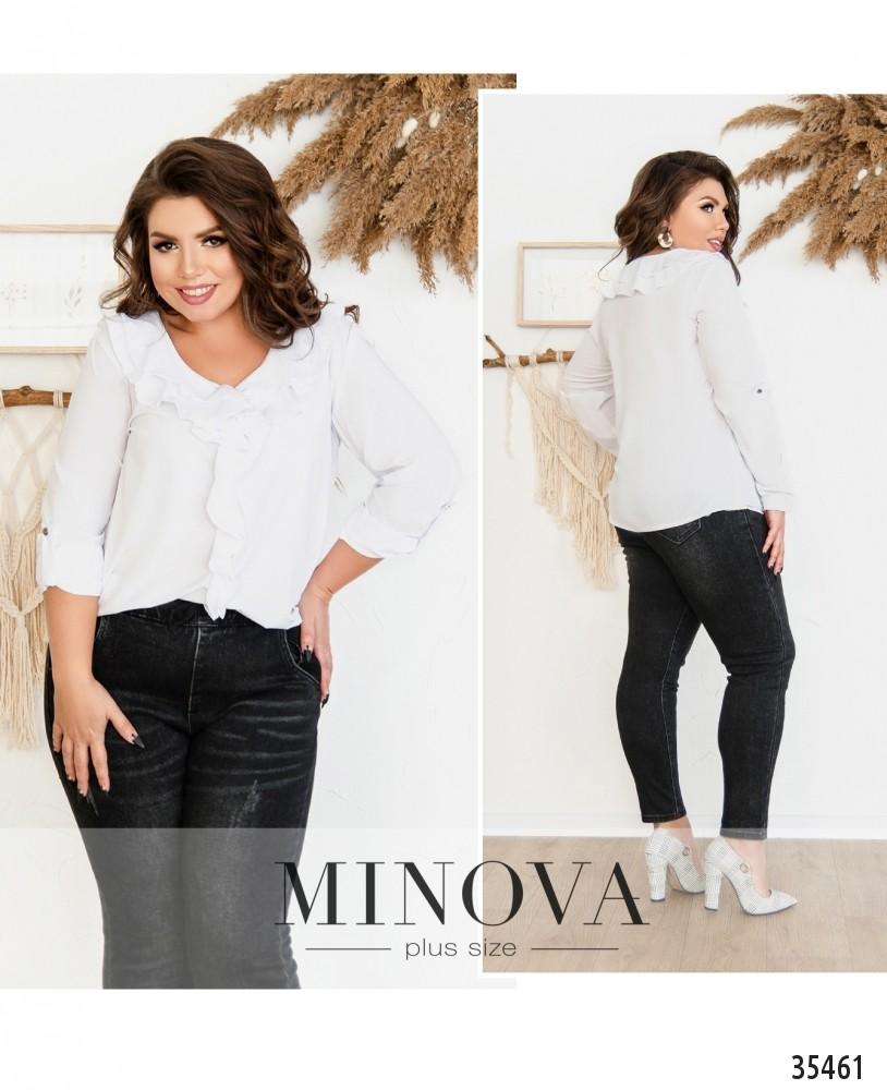 Рубашка №159-2Б-белый