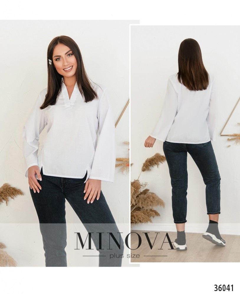 Рубашка №3101.20-белый