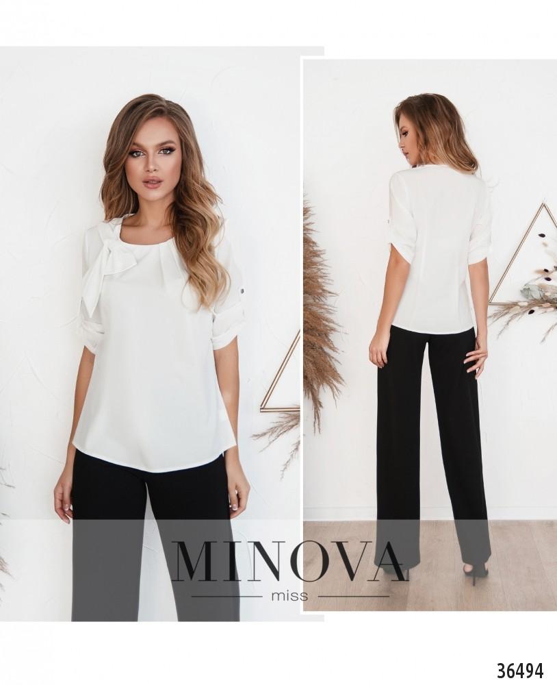 Рубашка №11-1-белый (н)