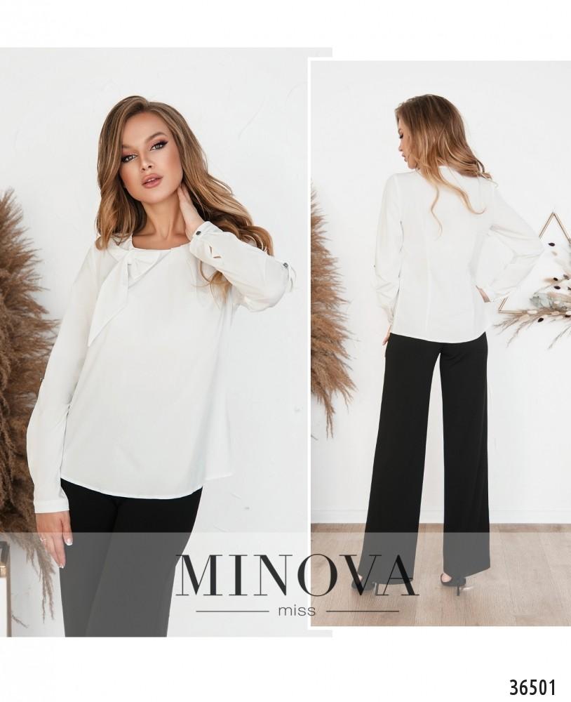 Рубашка №11-2-белый (н)