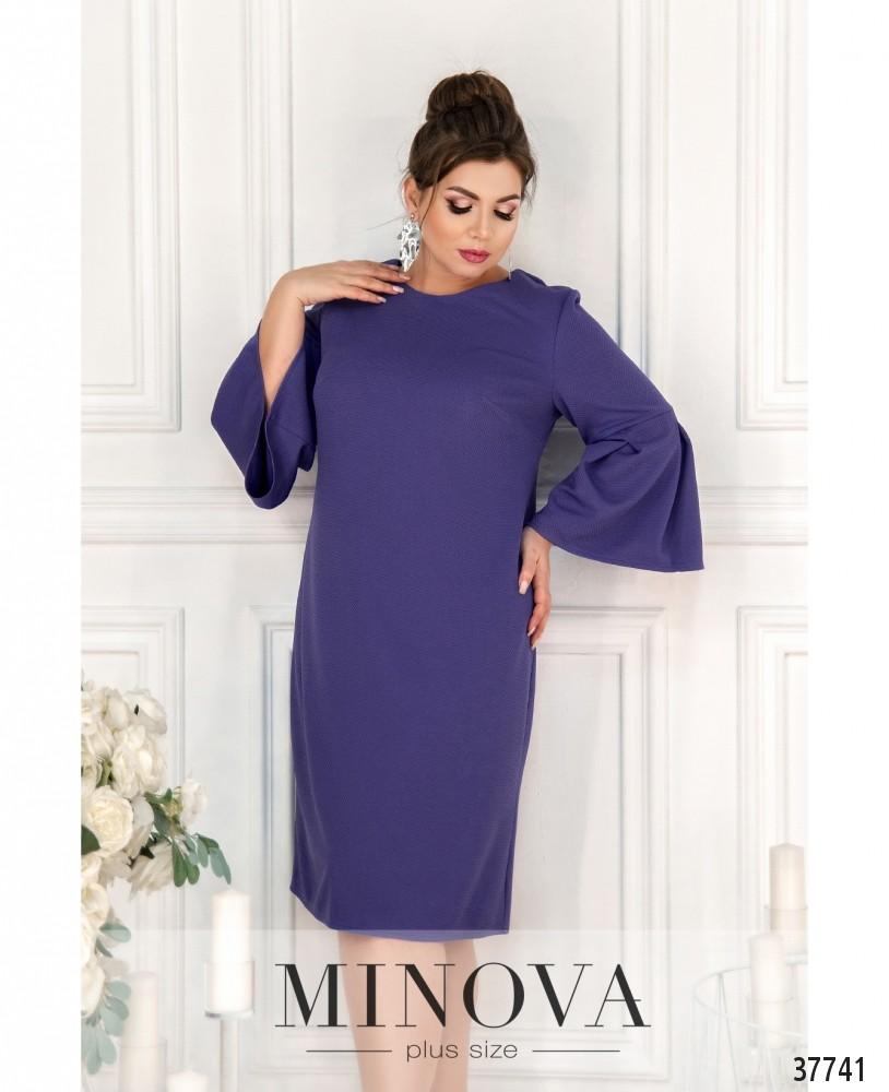 Платье №18951-1-фиолетовый