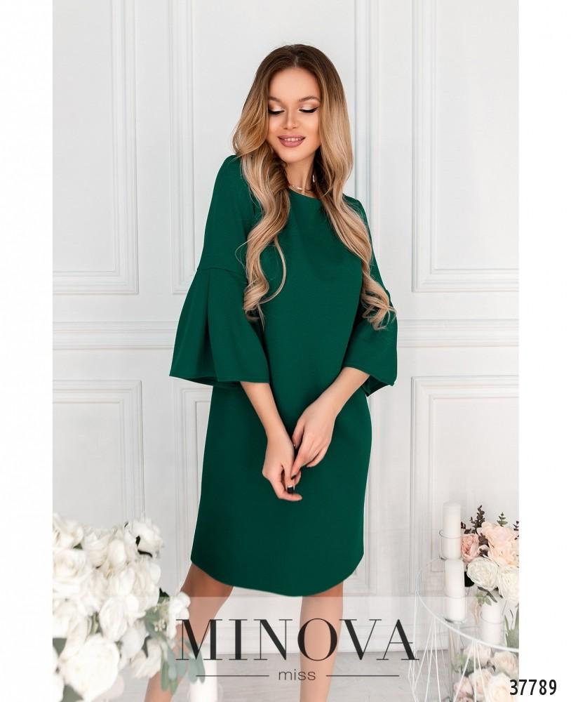 Платье №18951-зеленый
