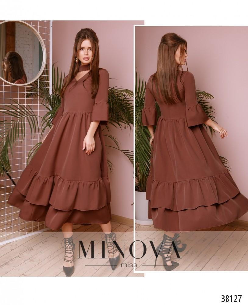 Платье №748- М