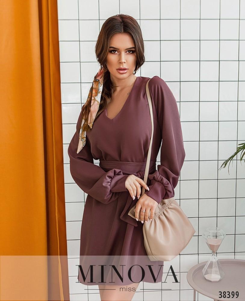 Платье №3139-бисквит (н)