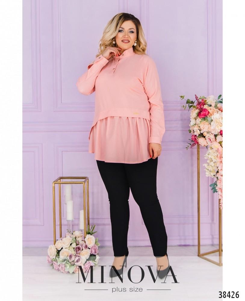 Костюм №3315-розовый
