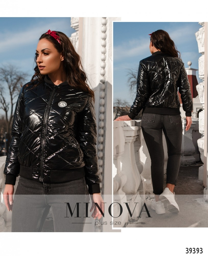 Куртка №822-черный-BL