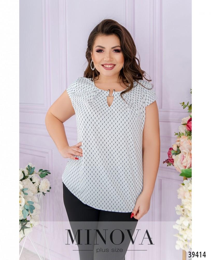Рубашка №157Б-белые-соты