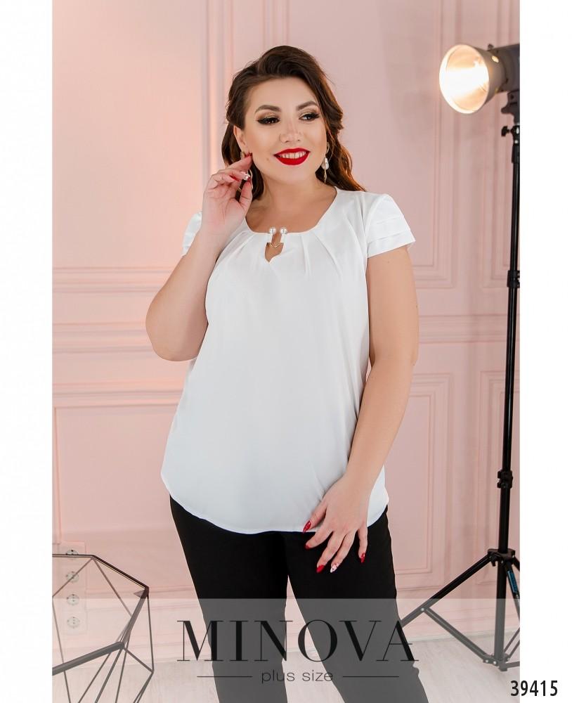 Рубашка №157Б-белый