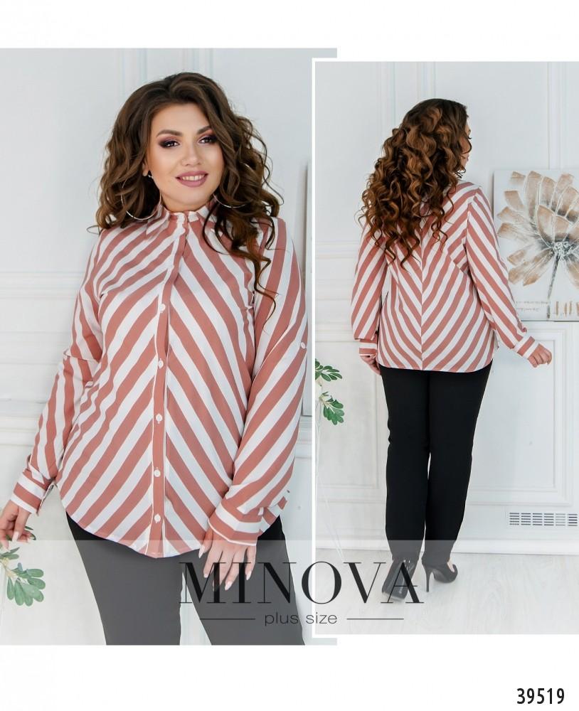 Рубашка №241-фрезовый-М