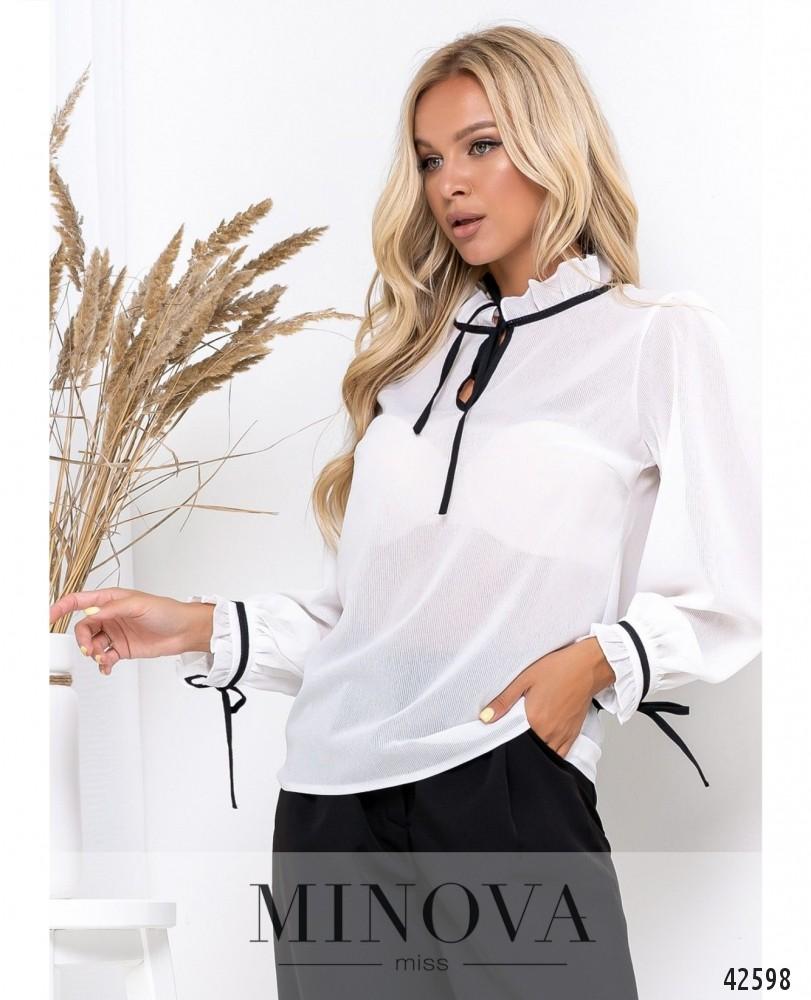 Рубашка MA136-белый (н)