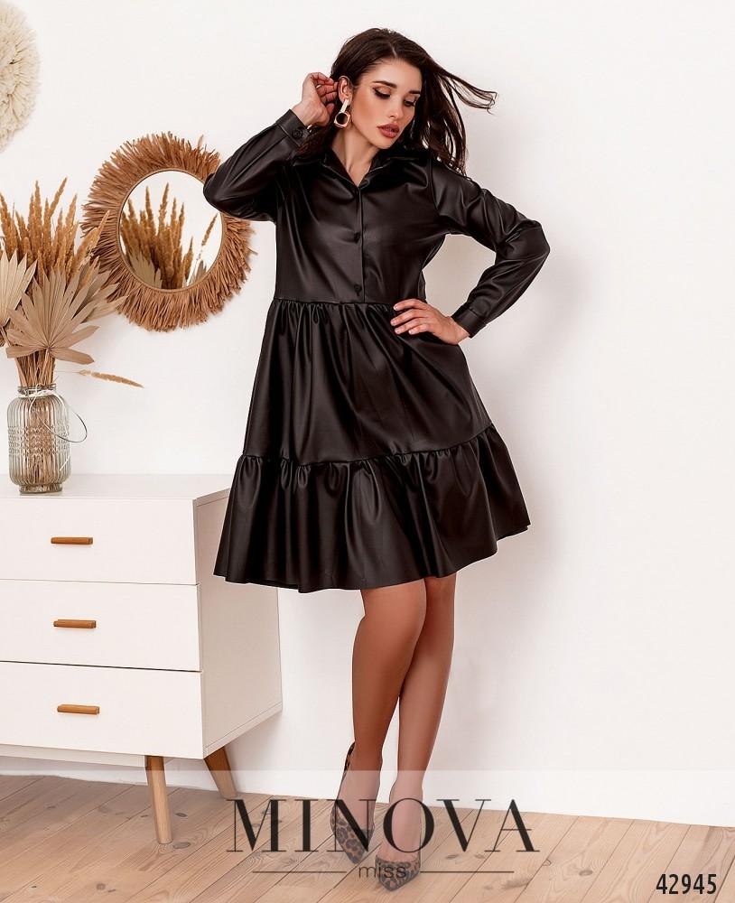 Платье MA2162-черный (н)