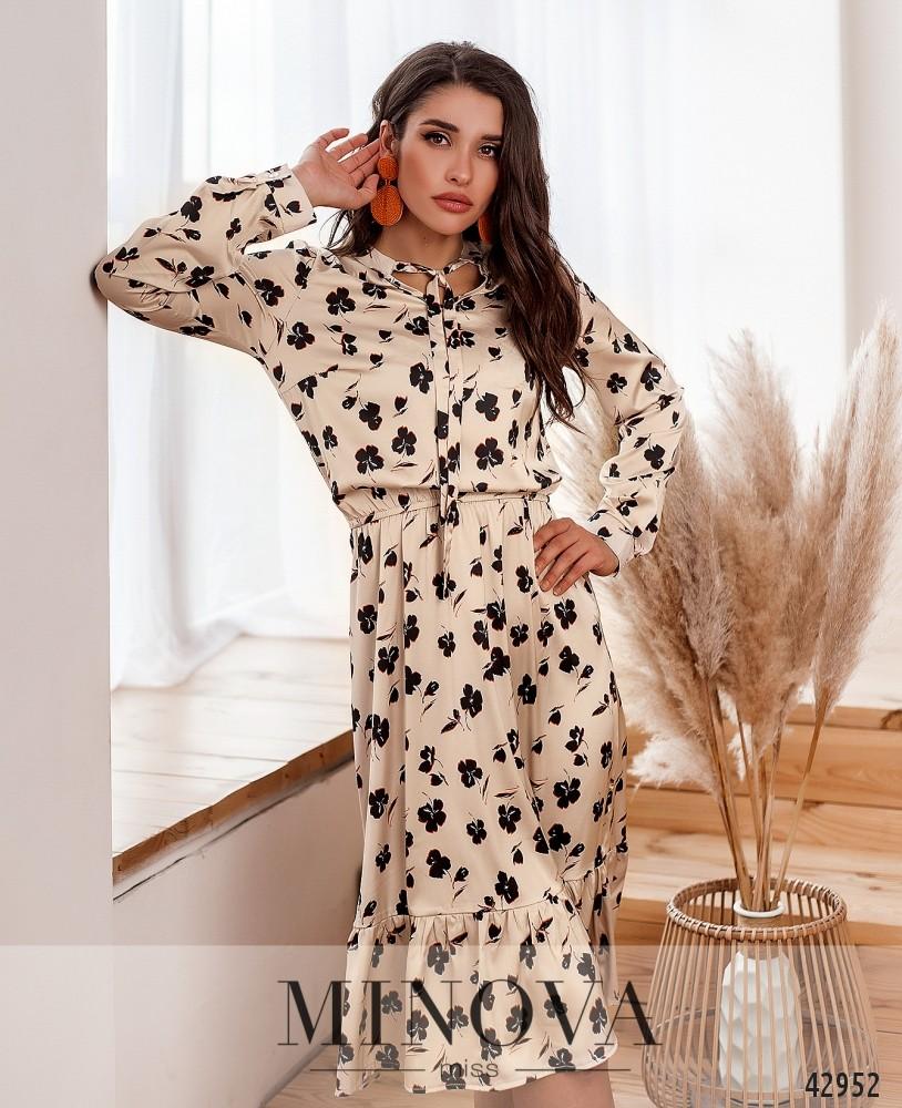 Платье MA2117-1-белый (н)