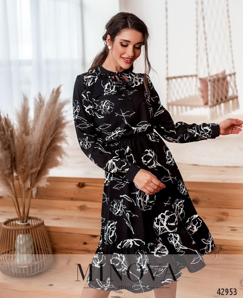 Платье MA2117-черный (н)