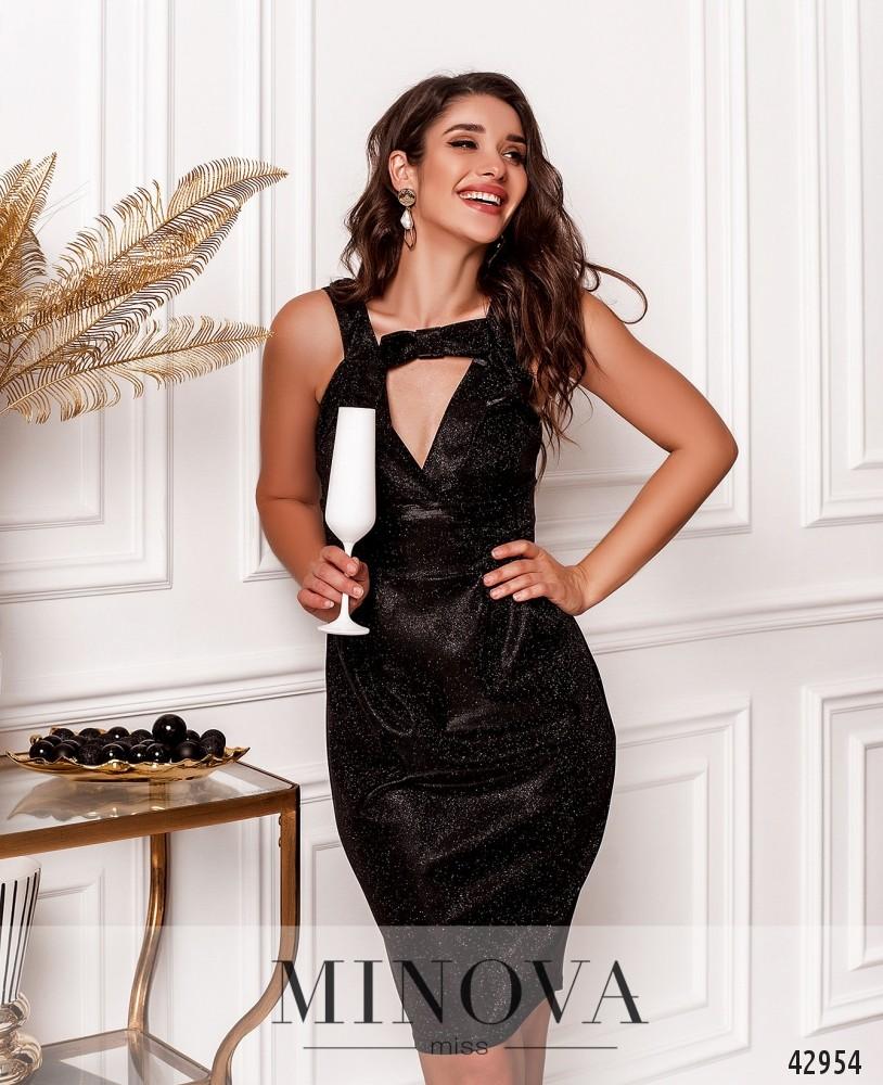 Платье MA1121-черный (н)