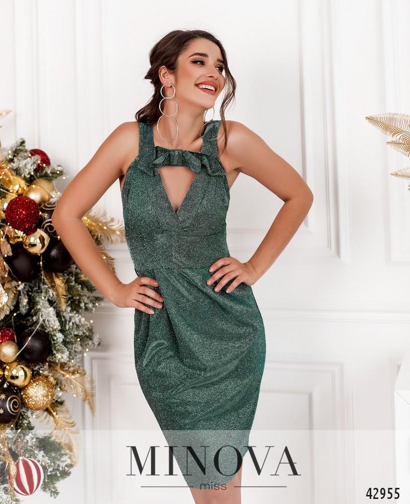Платье MA1121-серебро (н)
