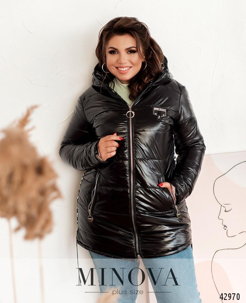 Куртка MA577-черный