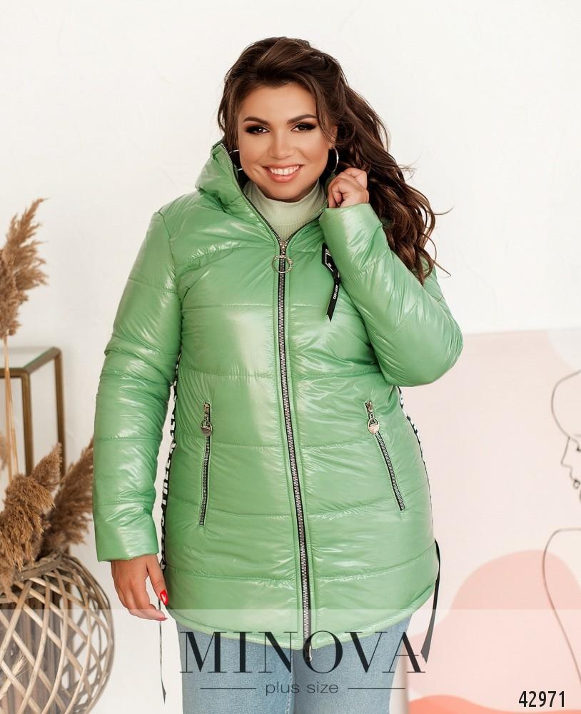 Куртка MA577-мята