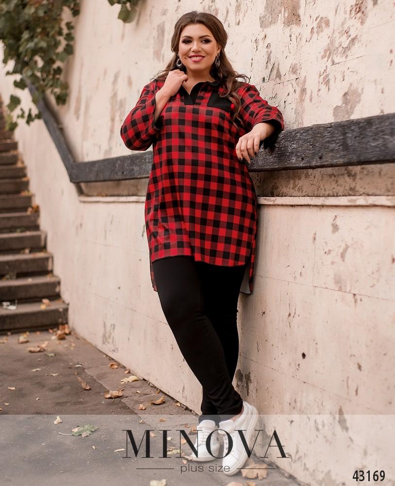 Костюм MA215-черный-красный