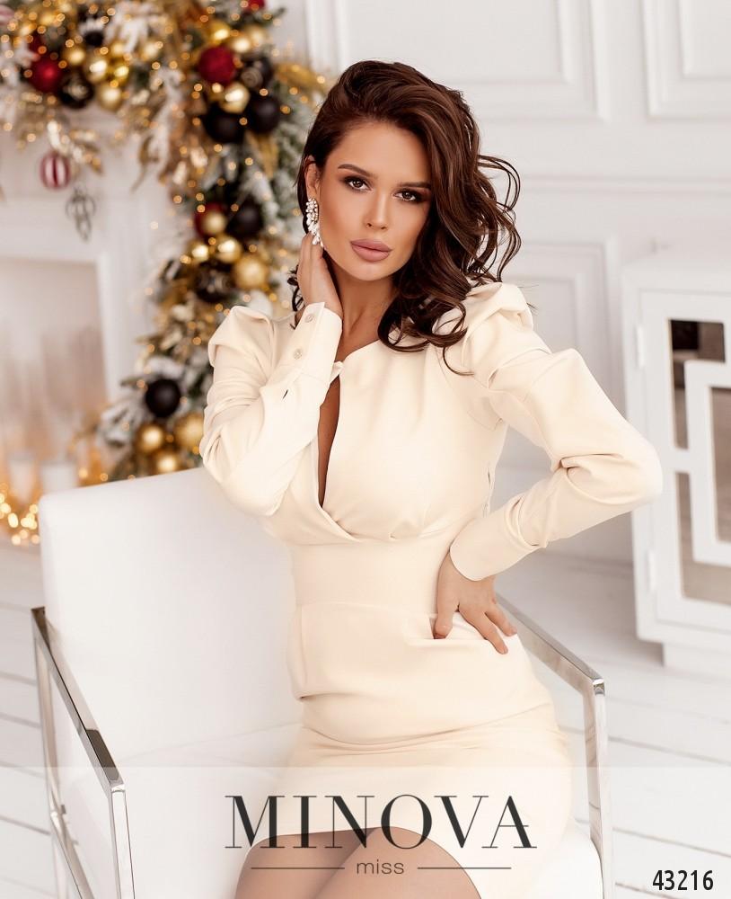 Платье MA182Н-белый