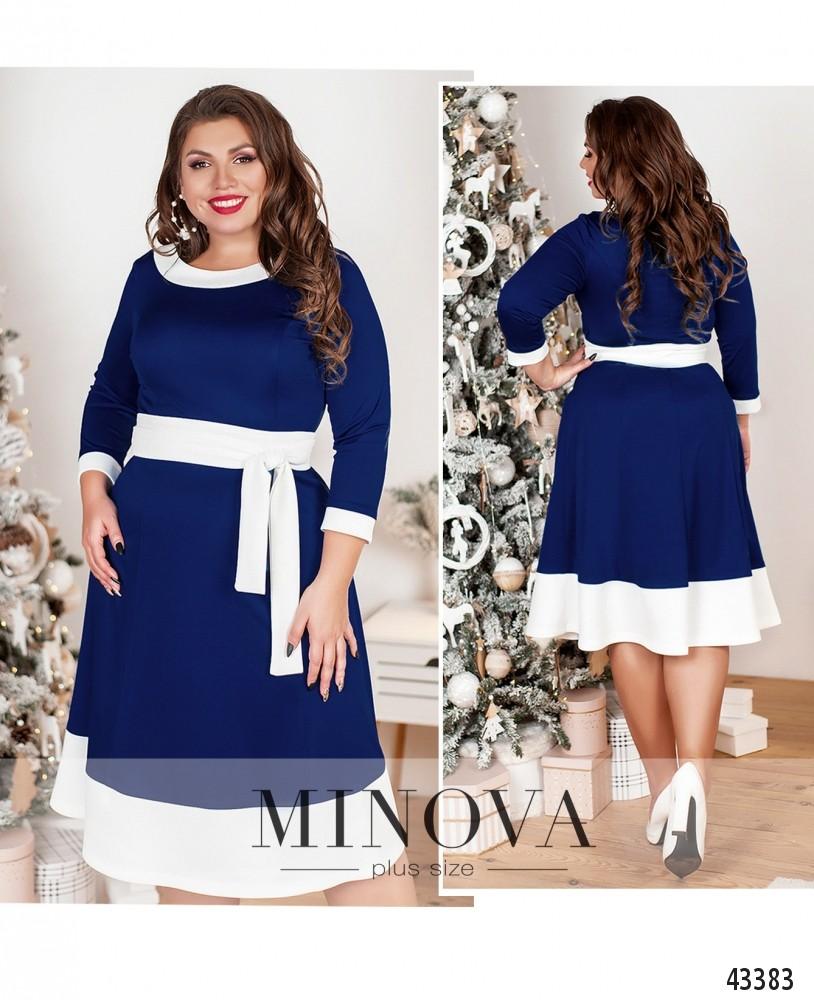 Платье №399-2-элекрик-М