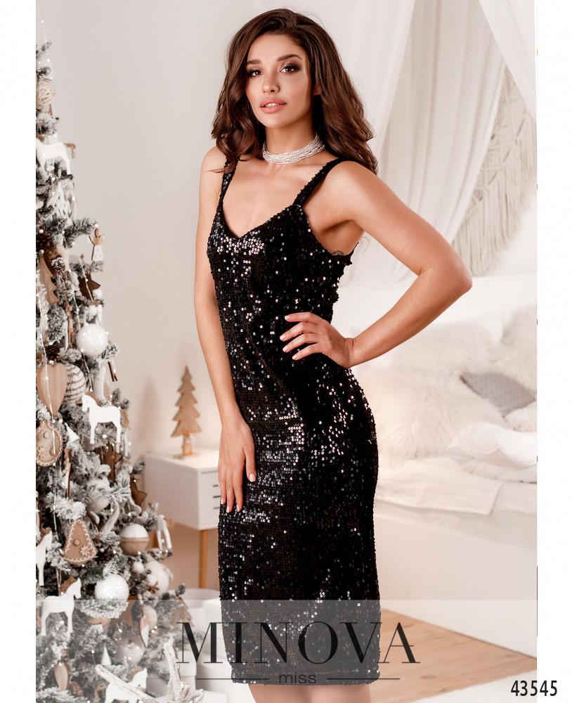 Платье MA2040-черный (н)